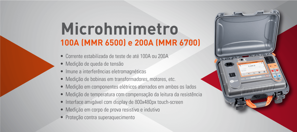Microhmimetro SONEL