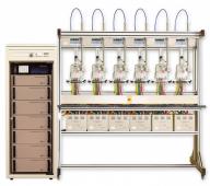 Bancada para calibração de medidores de energia elétrica